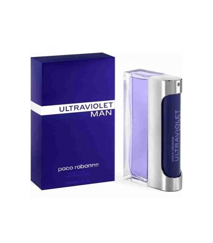 عطر مردانه اولترا ویولت پاکو رابان Paco Rabanne Ultraviolet for Men