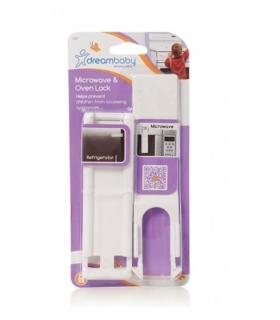 قفل درب یخچال و اجاق گاز دریم بیبی مدل 107 Dream Baby F107 Microwave and Oven Lock