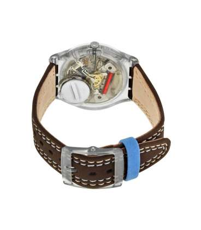 ساعت مچی عقربه ای زنانه و مردانه سواچ Swatch GM415