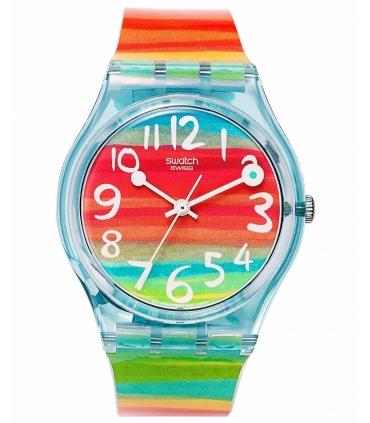 ساعت مچی عقربه ای زنانه و مردانه سواچ Swatch GS124