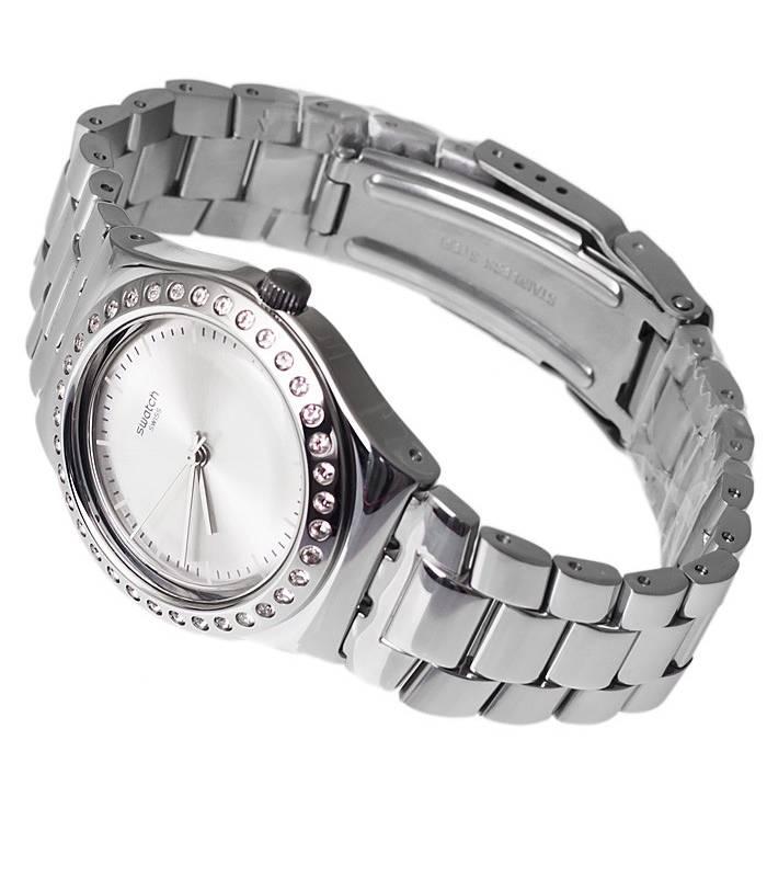 ساعت مچی عقربه ای زنانه سواچ Swatch YLS172G