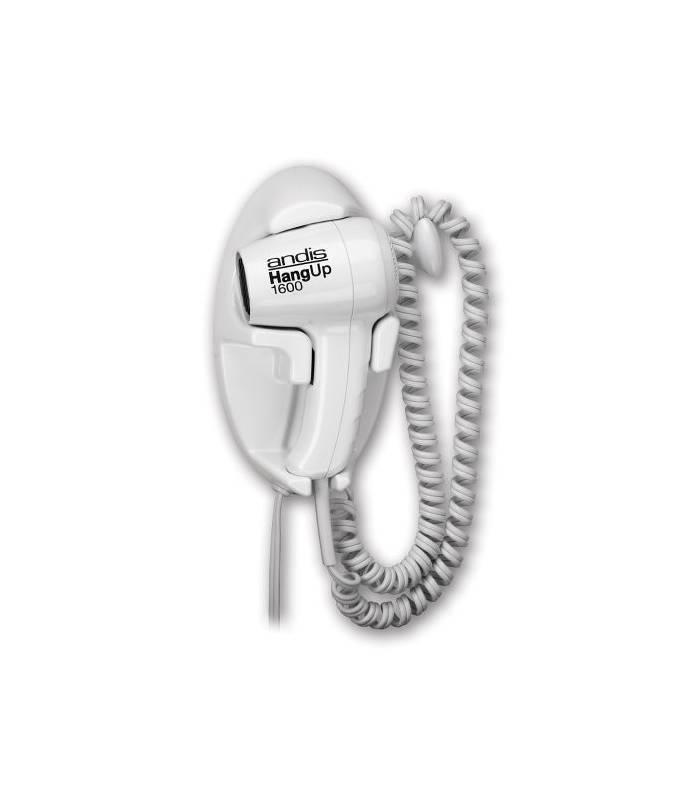 سشوار دیواری اندیس مدل Andis 30970 Hangup 1600W Hair Dryer with Cord Hanger