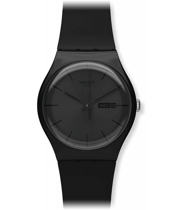 ساعت مچی عقربه ای زنانه و مردانه سواچ Swatch SUOB702