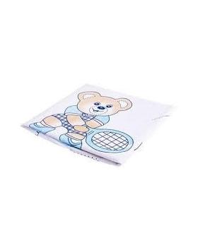 تشک تعویض بزرگ طرح خرس ورزشکار Bear Athlete Large Changing Mat