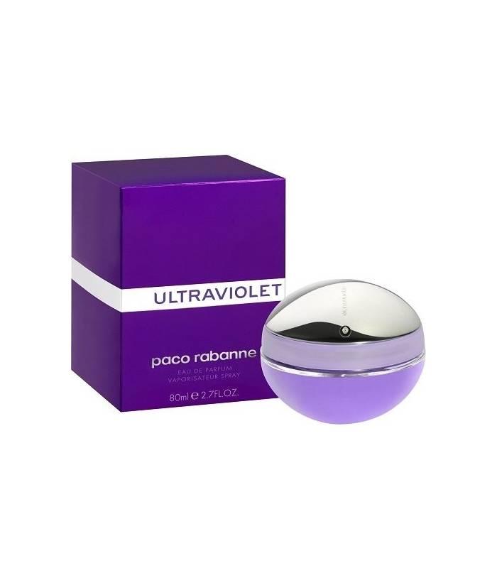 عطر زنانه اولترا ویولت پاکو رابان Paco Rabanne Ultraviolet for Women