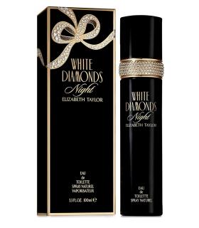 عطر زنانه الیزابت تیلور وایت دیاموندز نایت ادوتویلت White Diamonds Night Elizabeth Taylor for women