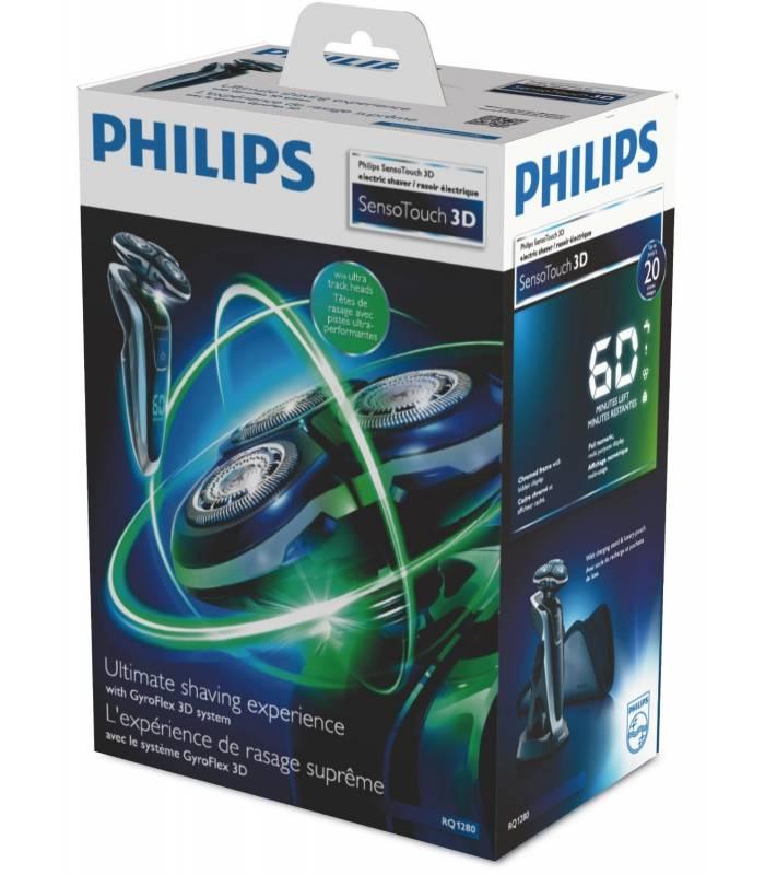 ریش تراش فوق حساس سه جهته فیلیپس Shaver Philips RQ1280/22
