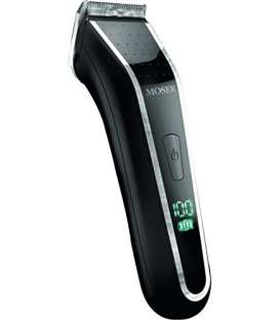 ماشین اصلاح سر و صورت موزر مدل Moser 1902 Lithium Pro LCD Hair Clipper / Trimmer New Brand