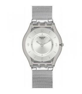 ساعت مچی عقربه ای زنانه سواچ Swatch SFM118M