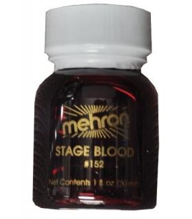 خون مصنوعی رنگ روشن مرون Mehron Stage Blood 152 Bright Aterial