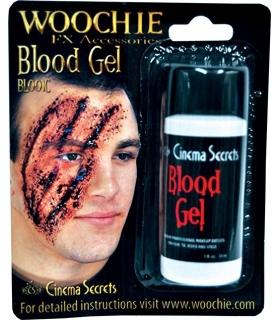 ژل خون مصنوعی سینما سکرت Cinema Secrets 2099 Hollywood Gel Blood