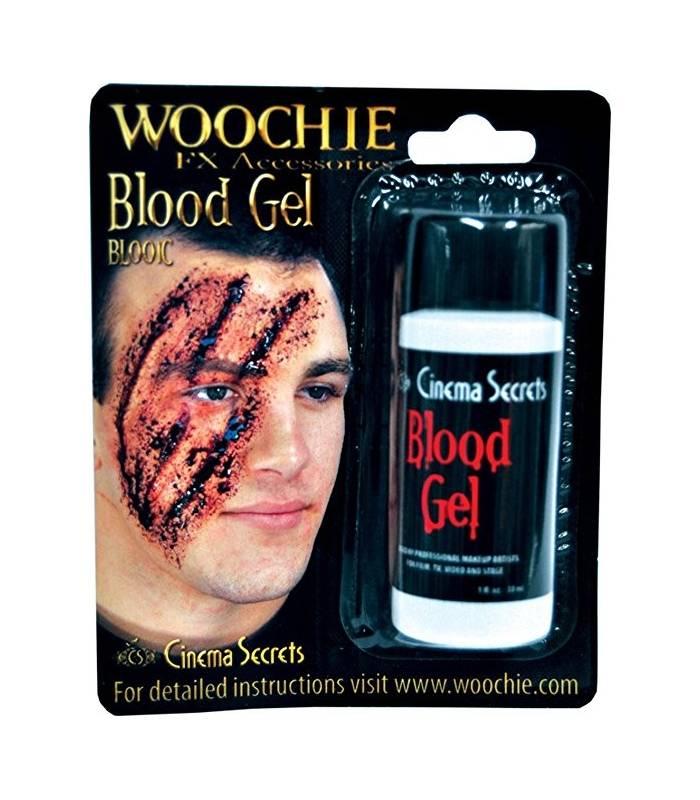 ژل خون مصنوعی سینما سکرت Cinema Secrets 2099 Hollywood Gel Blood |