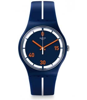 ساعت مچی عقربه ای زنانه و مردانه سواچ Swatch SUOZ221