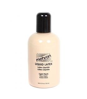چسب لاتکس گریم مرون 117 Mehron Liquid Latex White