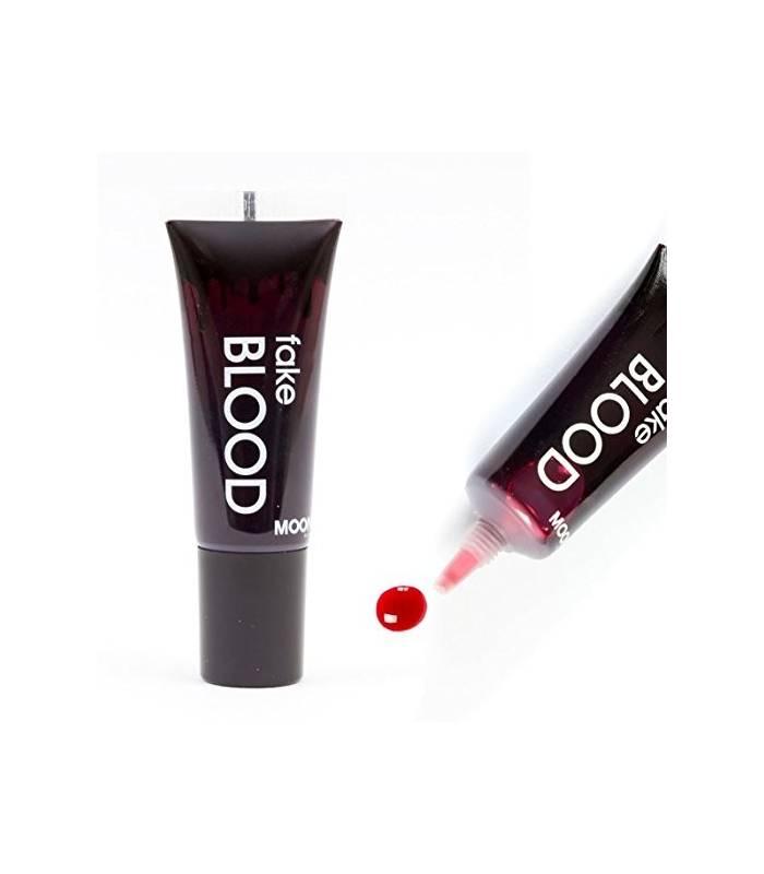 ست تیوبی خون مصنوعی مون گلو Moon Glow Fake Blood |