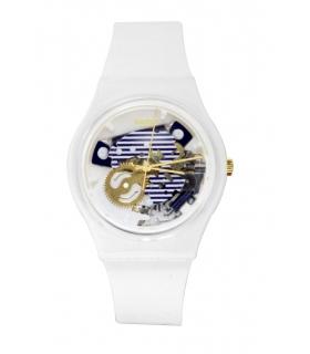 ساعت مچی عقربه ای زنانه و مردانه سواچ Swatch GW169