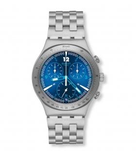 ساعت مچی عقربه ای زنانه و مردانه سواچ Swatch YCS575G