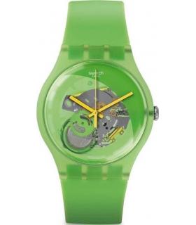 ساعت مچی عقربه ای زنانه و مردانه سواچ Swatch SUOG110