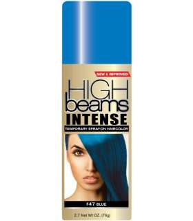 اسپری رنگ موی های بیمز high beams Intense Temporary Spray on Hair Color