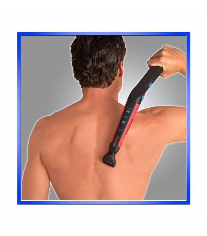 ماشین اصلاح بدن مردان من گرومر mangroomer lithium max back shaver