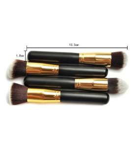 ست قلم موی آرایشی جنریک Generic Pro Foundation Makeup Tools Cosmetic Brush