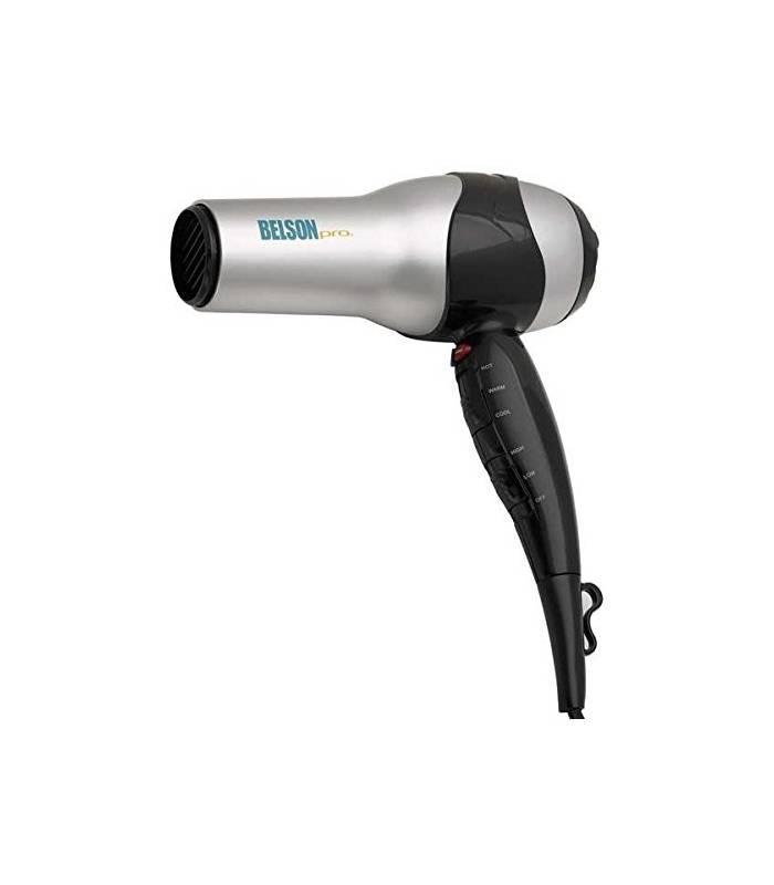 سشوار بلسون مدل Belson BP3200 Products Turbo Pro Hair Dryer
