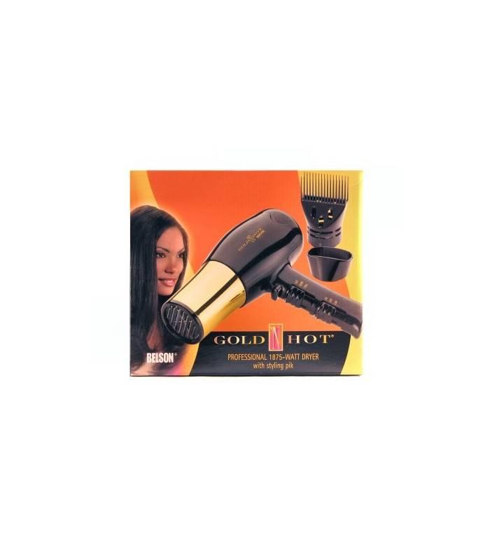 سشوار گلد ان هات حرفه ای مدل Gold 'N Hot GH8135 Professional Dryer with Styling Pik