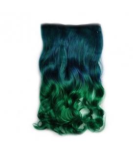 مو تکه ای دو رنگ Abwin 20 Inch Clip in Hair Extension