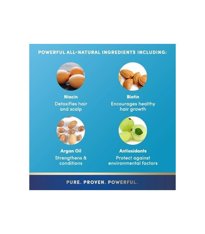 شامپو ضد ریزش مو ارگانیک PURA D'OR Hair Loss Prevention Organic Argan Oil Shampoo