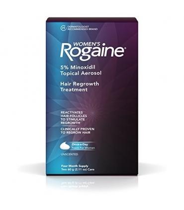 فوم ضد ریزش مو و رشد مجدد مو روگین زنانه Women's Rogaine Once-A-Day Foam