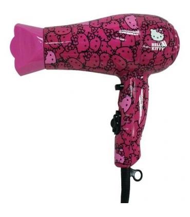 سشوار هلو کیتی مدل Hello Kitty KT3052M 1875 Watt Hair Dryer