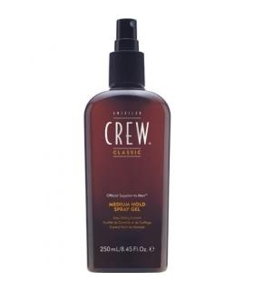 اسپری ژل مراقبت مو مردان امریکن کریو American Crew Spray Gel for Men