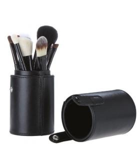 ست قلمو آرایشی حرفه ای 12 تایی DRQ Makeup Brushes-12 Piece Luxury Makeup Brush Set
