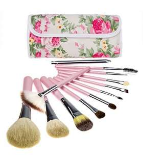 ست قلم موی میکاپ حرفه ای DRQ Professional Makeup Set Pro Kits Brushes