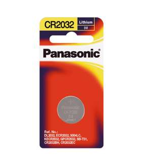 باتری سکه ای Panasonic Coin Batteries CR-2032