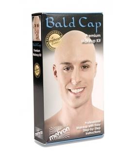 کیت کلاه طاسی و میکاپ مرون KMP-BC Mehron Bald Cap Make Up Kit