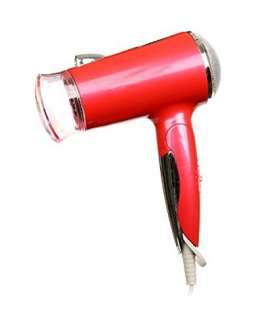 سشوار مانزتک مدل Manztek Light Weight Hair-dryers Color Red