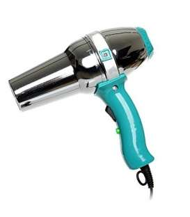 سشوار کلاسیک مانزتک مدل Manztek Hair Dryer with Sample-design Color Blue