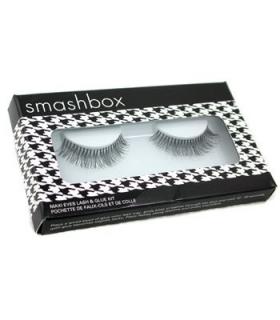 مژه مصنوعی اسمش باکس Smashbox Maxi Eyes Lash + Glue Kit