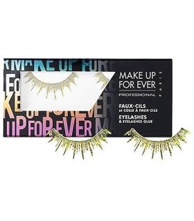 مژه مصنوعی میکاپ فور اور با چسب مخصوص MAKE UP FOR EVER Eyelashes & Eyelashes Glue