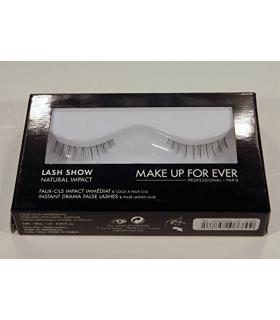 مژه مصنوعی میکاپ فور اور Make Up For Ever Lash Show Natural Impact N - 202