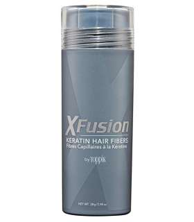پودر پرپشت کننده مو ایکس فیوژن XFusion Keratin Hair Fibers, Dark Brown