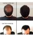 پودر پرپشت کننده مو فینالی هیر Hair Building Fibers Black 25 Grams Refill