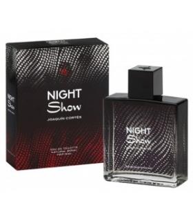 عطر مردانه خواکین کورتس نایت شو ادوتویلت Night Show Joaquin Cortes for men