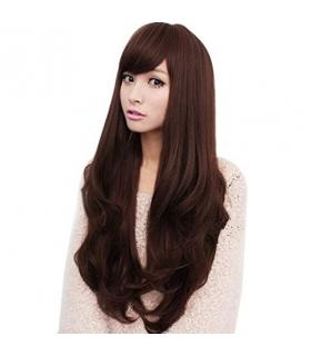 کلاه گیس زنانه بسیار بلند Women Wigs Long Curly Wavy Party Hair