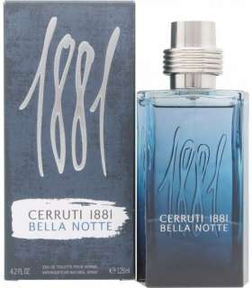 عطر مردانه سروتی1881بلا نات من Cerruti 1881 Bella Notte Man for men