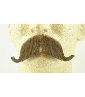 سبیل مصنوعی مدل Colonel Major or Constable Moustache no. 2014