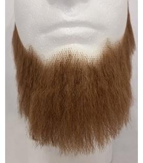 ریش مصنوعی با الیاف طبیعی Full Character Beard no. 2024 Reusable