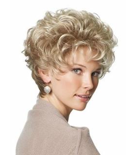 کلاه گیس ماریان زنانه مدل کوتاه فرفری Hairstyles Short Sythetic Wavy Fluffy Wigs