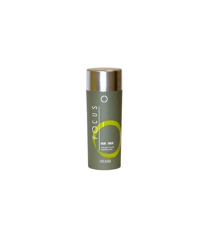 پودر پرپشت کننده مو فوکوس Hair Loss Concealer By Focus Pure Keratin Hair Building Fibers